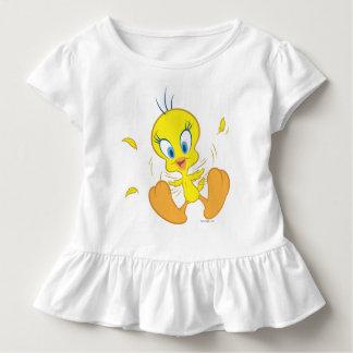 T-shirt Pour Les Tous Petits Tweety dans la pose 5 d'action