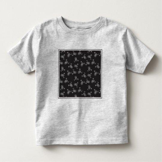 T-shirt Pour Les Tous Petits un bon nombre de tricycles peu de pièce en t