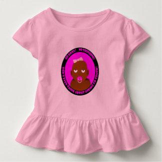 T-shirt Pour Les Tous Petits Un mignon, drôle, bébé