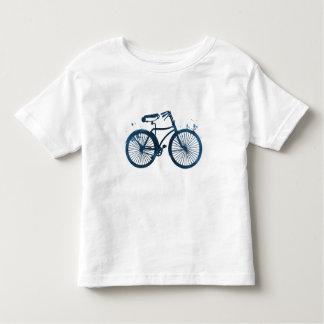 T-shirt Pour Les Tous Petits Une bicyclette