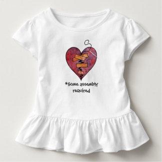 T-shirt Pour Les Tous Petits Une certaine (pour un coeur réparé) chemise