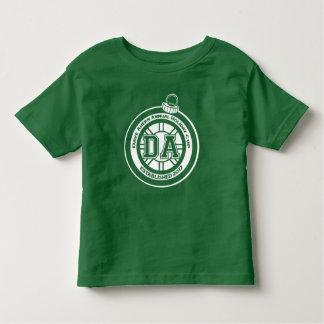 T-shirt Pour Les Tous Petits Vert de pièce en t d'enfant en bas âge de tasse de