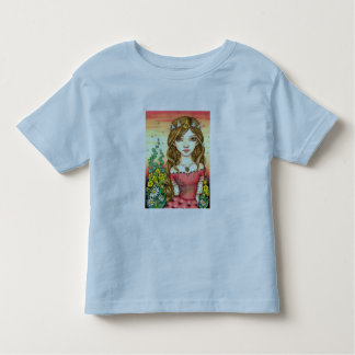 T-shirt Pour Les Tous Petits Vierge
