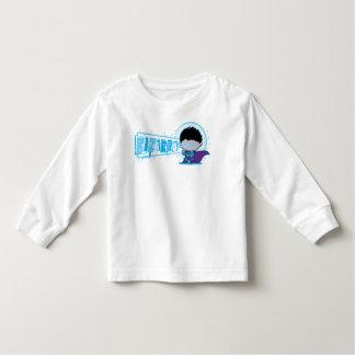 T-shirt Pour Les Tous Petits Vision d'Arctique de Chibi Bizarro