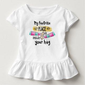 T-shirt Pour Les Tous Petits Votre étreinte ma pièce en t préférée de ruche de
