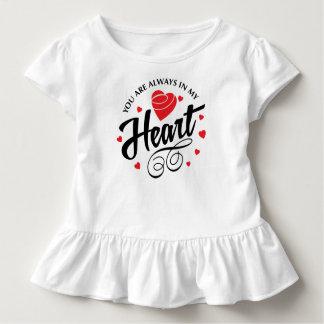 T-shirt Pour Les Tous Petits Vous êtes toujours dans ma pièce en t de ruche de