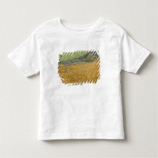 T-shirt Pour Les Tous Petits Wheatfield de Vincent van Gogh | avec Reaper, 1889