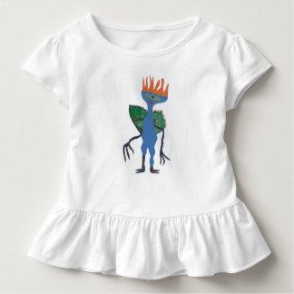 T-shirt Pour Les Tous Petits Zarpan l'ami de l'espace