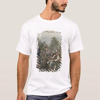 T-shirt Pour les victimes du devoir