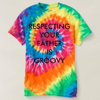 T-shirt pour si vous respectez votre père