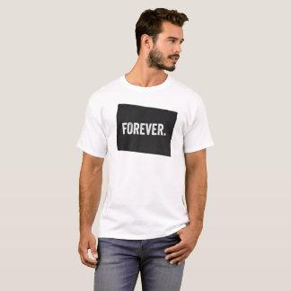 T-shirt Pour toujours pièce en t de cadeau du Colorado