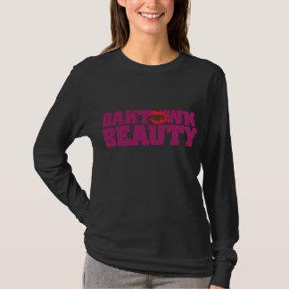 T-shirt Pourpre de beauté d'Oaktown