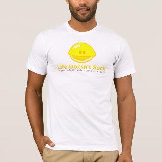 T-shirt Pourquoi la vie ne suce pas