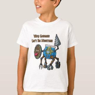 T-shirt Pourquoi les gnomes ne peuvent pas être des
