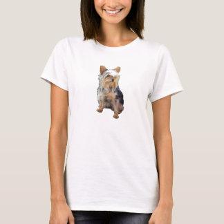 T-shirt Poursuivez 4 A, bébé de dames - la poupée