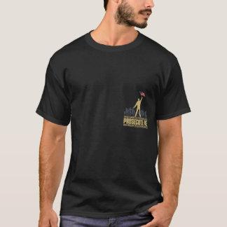 T-shirt Poursuivez-moi chemise
