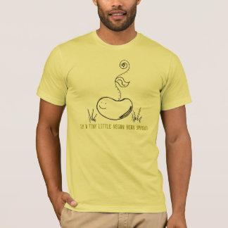 T-shirt Pousse d'haricot