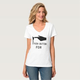 T-shirt Poussée