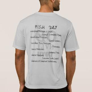 T-shirt Poussez le jour