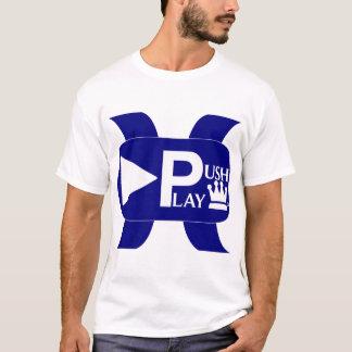 T-shirt Poussez l'usage sportif de jeu