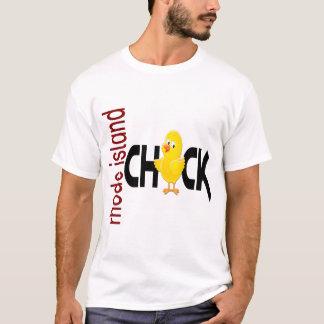 T-shirt Poussin 1 d'Île de Rhode