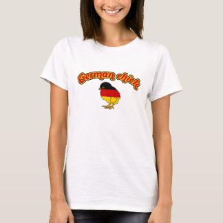 T-shirt Poussin allemand