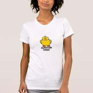 T-shirt Poussin de commissaire aux comptes