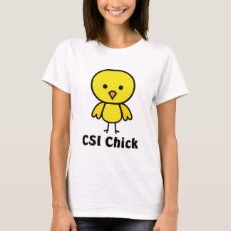 T-shirt Poussin de CSI