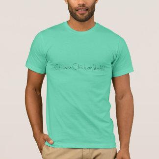 T-shirt Poussin-un-Poussin-ahhhhhhh