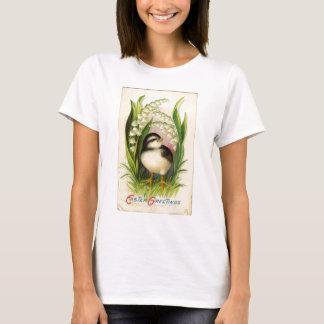T-shirt Poussin vintage de Pâques