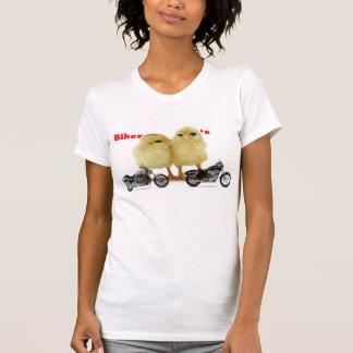 T-shirt poussins de cycliste