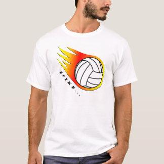 T-shirt Pouvez-vous le creuser ? Volleyball