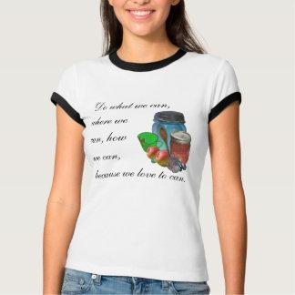 T-shirt Pouvez vous pouvez, faire ce que nous pouvons, où