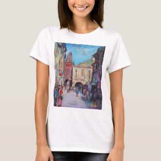 T-shirt Prague latéral ensoleillé