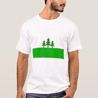 T-shirt Praha 21, tchèque
