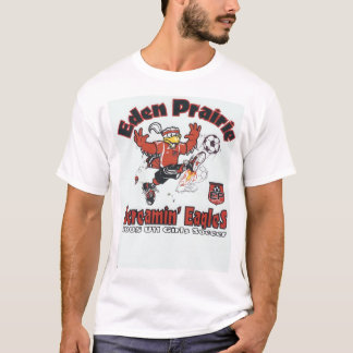 T-shirt Prairie Screamin Eagles d'Éden