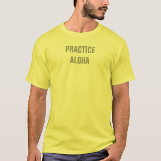 T-shirt Pratique Aloha