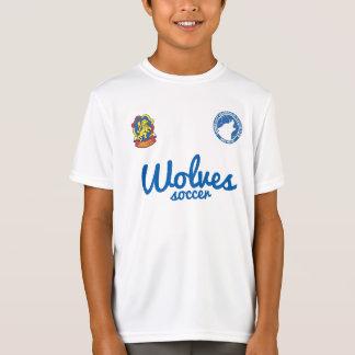 T-Shirt Pratique en matière Jersey d'enfants