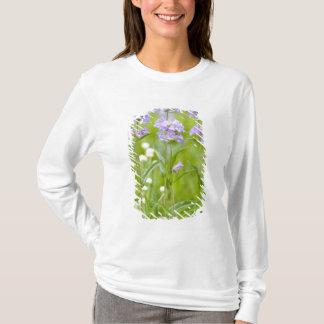 T-shirt Pré des fleurs sauvages de penstemon dans