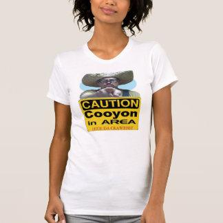 T-shirt Précaution Cooyon dans le secteur