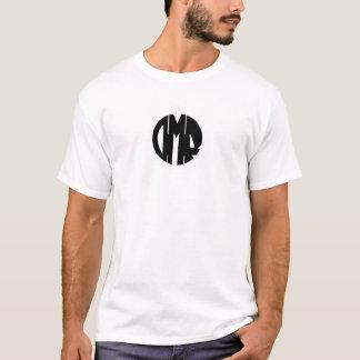 T-shirt Précipitation impaire d'homme