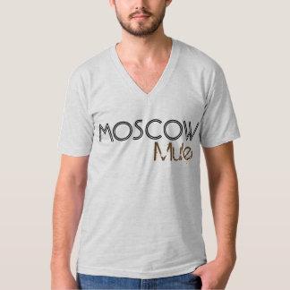 T-shirt préféré de boissons de mule de Moscou