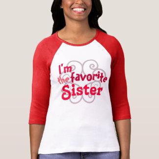 T-shirt préféré de soeur
