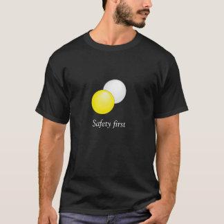 T-shirt Premier billard de sécurité