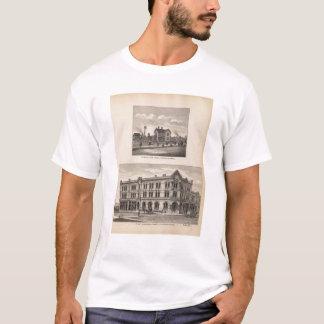 T-shirt Premier National Bank, le Kansas