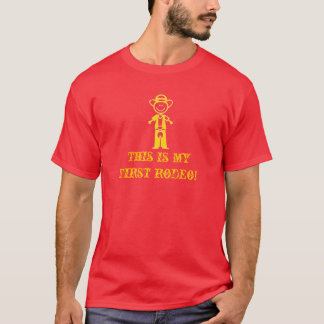 T-shirt Premier rodéo