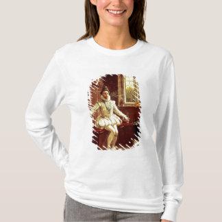 T-shirt Première fumée de monsieur Walter Raleigh