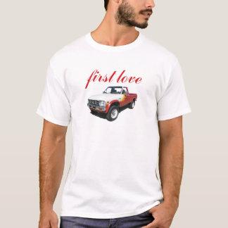 T-shirt Première passion - Toyota
