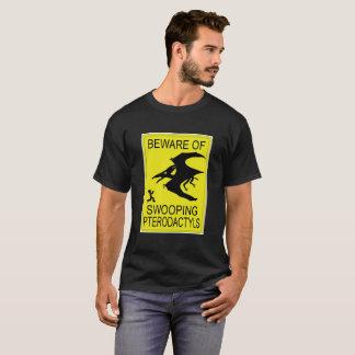 T-shirt Prenez garde ! Yeux !
