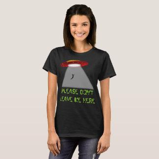 T-shirt Prenez-moi avec vous !